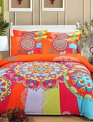 Baolisi Duvet Cover Set Bedding Set of 4pcs/ QueenSize