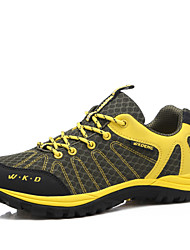Men's Hiking Shoes Tulle Blue / Yellow / Gray