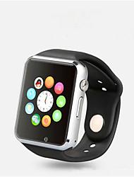 W8 a1 gps reloj inteligente tarjeta telefónica de oro de nuevo rico tiene la intención de apoyar QQ móvil posicionamiento teléfono empuje