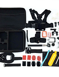 Gopro AccessoriesAnti-Fog Insert / Monopod / Tripod / Gopro Case/Bags / Screw / Buoy / Suction Cup / Adhesive Mounts / Straps / Clip /