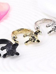 Vintage / Casual Alloy Ajustable Size Statement Ring