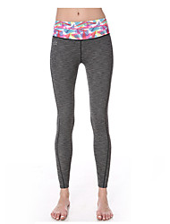Yokaland Fit Slim Yoga Ankle Legging With Print