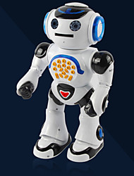 KIDBE 1018A Intelligent robot New Generation of Intelligent brat Infrared Remote Control RC Robo Toys for Gifts