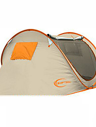 KEUMER Anti-Insect / Ultra Light(UL) Oxford / Polyester One Room Tent Green / Gold / Orange
