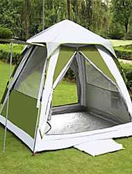 / Breathability / Ultraviolet Resistant / Rain-Proof Oxford / Polyester One Room Tent Army Green
