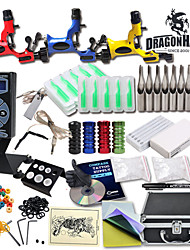 Grands kits de tatouage 3 boîte Rotary machine New Power Design