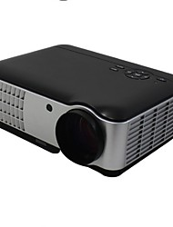 RD-806 2800 Lumens 1280 x 800 Portable LED Home Theater Projector 1500:1 Support USB/HDMI/AV/VGA