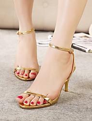 Zapatos de mujer - Tacón Stiletto - Tacones - Sandalias - Boda / Exterior / Oficina y Trabajo / Vestido / Casual / Fiesta y Noche -