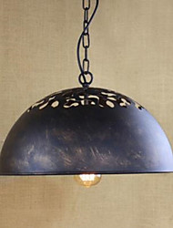 American Industry, Wrought Iron Chain Hoist, Nostalgia Half A Circle Droplight Restoring Ancient Ways