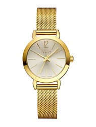 JULIUS Luxury Women Watch Stainless Steel Band Casual Dress Wristwatch Gold Series JA-732 Cool Watches Unique Watches