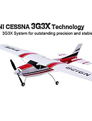 Skyartec RC Airplane Mini Cessna 2.4GHz Brushless 3G3X (Without TX) (MNCE3X-02)