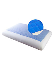 Sales Promotion Bedding Pillow Cool 100% Gel Polyester Fiber Memory Foam Pillow High Quality Health 60*40*12CM