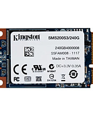 kingston digital de 240GB SSDNow MS200 mSATA (6Gbps) unidade de estado sólido para cadernos tablets e ultrabooks sms200s3 / 240g