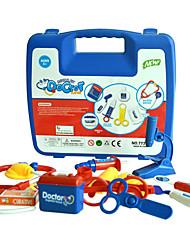36pcs brincar de médico caixa médica tratar brinquedos brincadeira DIY brinquedos definidos