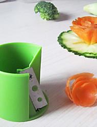 Новинка растительное ломтей 6 * 6 см, случайный цвет