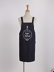 100% Cotton canvas Apron The original design Simple Fashion Printed favors and gifts 3 colors