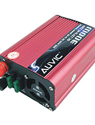 AUVIC 300W 12V to 220V  Car Inverter Power Inverter with USB