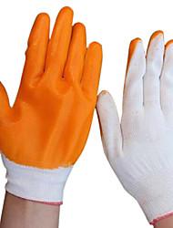 jardinage fournitures gants de collage couleur Dichotomanthes pvc gants aléatoire