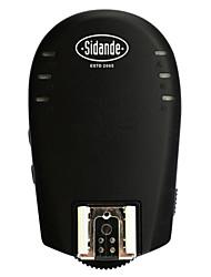 sidande wfc-05 inalámbrico de alta velocidad de disparo de flash E-TTL (ii) transceptor Canon EOS 5D2 / 5D3 / 650D / 600D / 550D / 450D /