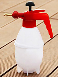 Portable Compression Type Sprayer Water Spraying Watering Pot Color Random