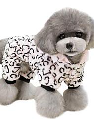 Dog Dress Brown Summer Fashion