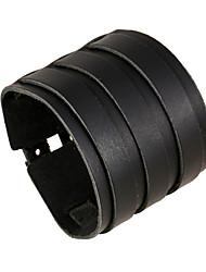 Муж. Кожаные браслеты Уникальный дизайн Мода Панк Бижутерия Бижутерия 1шт