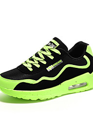 Women's Shoes Casual/Travel/Athletic/Outdoor Fashion Sport Casual Air cushion Shoes Red/White/Green