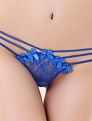 Women's Sexy Underwear Multicolor High-quality Lace G-string