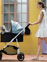 IBIYAYA®New Elegant Safe Pet Stroller/High Quality/Portable  Stroller Cart Car Carrier For Dogs / Cats