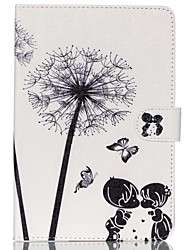 Child of Dandelion Folio Leather Stand Cover Case With Stand for iPad Mini 4