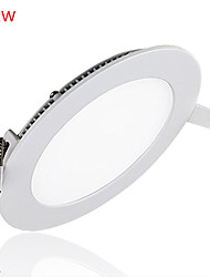 12W 1000LM Round Ceiling Lamp LED Panel Lights LED Recessed Downlight(85-265V)