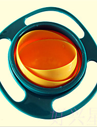 rotativa tigela giroscópio tigela ufo polvilhado bbowl de crianças