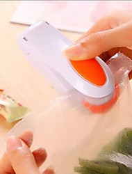 Magnetic Mini Handheld Food Bag Resealer Plastic Bag Heat Sealer Random Color