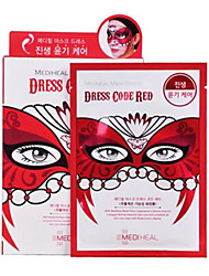 Masque Humide Tissu Humidité Visage Korea Clinie