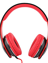 3,5-mm-Stecker verkabelt Kopfhörer (Stirnband) für Computer
