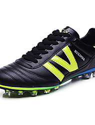 Men's Soccer Shoes TF AG Synthetic Black / Blue / Red