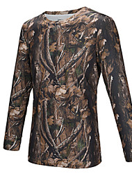 Windproof,Warm,Breathable Cotton Tops for Hunting/Hiking/Fishing Random Colors