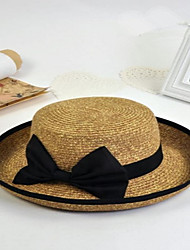 2016 Korea Bow Visor Beach Hat