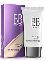 Bioaqua®BB Cream  Foundation Moisture/Whitening/Concealer/Waterproof/Uneven Skin Tone/Dark Circle Treatment 40g 1Pc