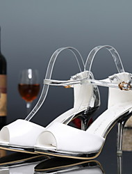 Women's Wedding Shoes Heels Heels Wedding / Party & Evening / Dress White