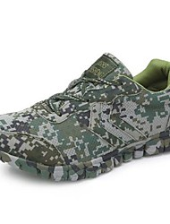 Unisex Digital Camouflage Outdoor Running Training Shoes