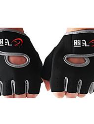 Nylon Semi Finger Gloves for Outdoor Sports
