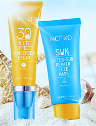 Sunscreen Sunscreen Sun Protection / Oil-control / Long Lasting / Concealer / Waterproof / Uneven Skin Tone / Natural / Pore-Minimizing