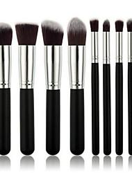 8pcs Makeup Brushes Set / Eyeshadow Brush / Blush Brush / Powder Brush Nylon Face / Eye