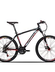 """Twitter® fietsen 21 versnellingen dubbele schijfremmen 26 """"* 16.5"""" mountainbike aluminiumlegering"""