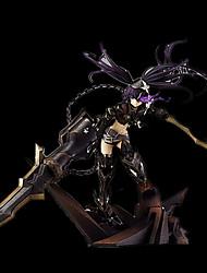 fou blackrock shooter l'action anime chiffre modèle 27.5cm poupée jouet jouet