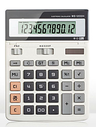 1PC Business Office Computer Angle Adjustable General-Purpose Calculator(Style random)