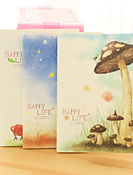 1PC Time Notebook Lovely Creative Diary(Style random)