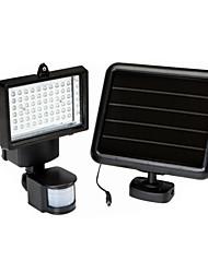 l'induction du corps humain énergie solaire économie d'énergie lumineuse lampe led cour