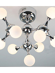 Art Glass Ball Dining Room Lamp